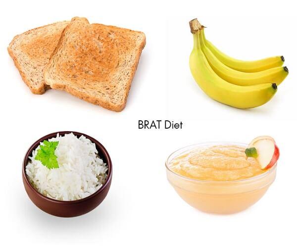 Лечебная диета BRAT