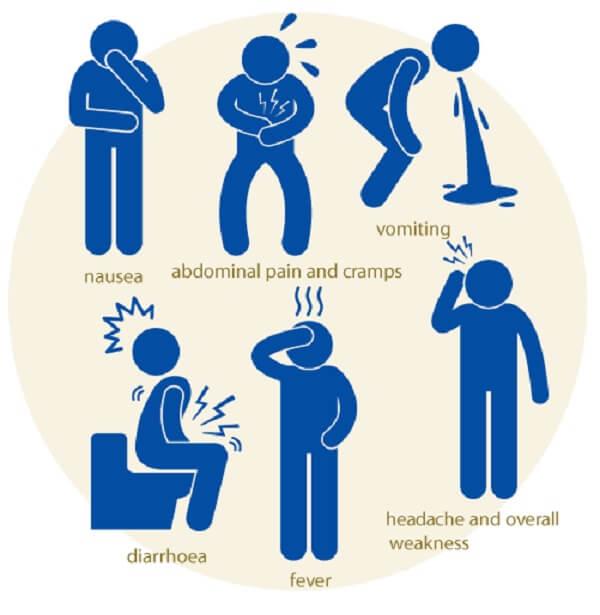 Желудочно кишечная инфекция симптомы и лечение